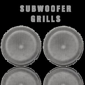 Car Subwoofer Grills