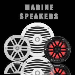 Marine Speakers