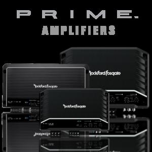 Car Prime Amplifiers