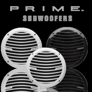 Marine Prime Subwoofers