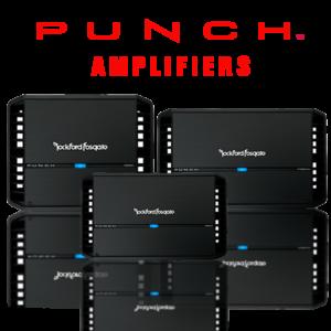 Car Punch Amplifiers