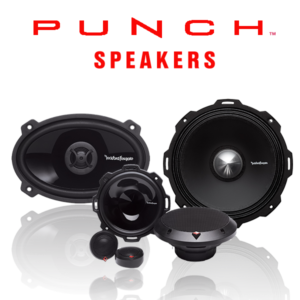 Car Punch Speakers