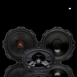 Car Power Speakers